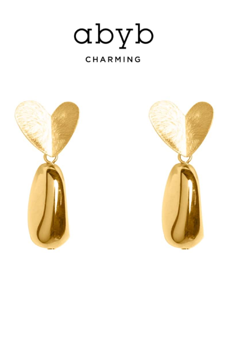 Abyb Carrot Love Earrings V1