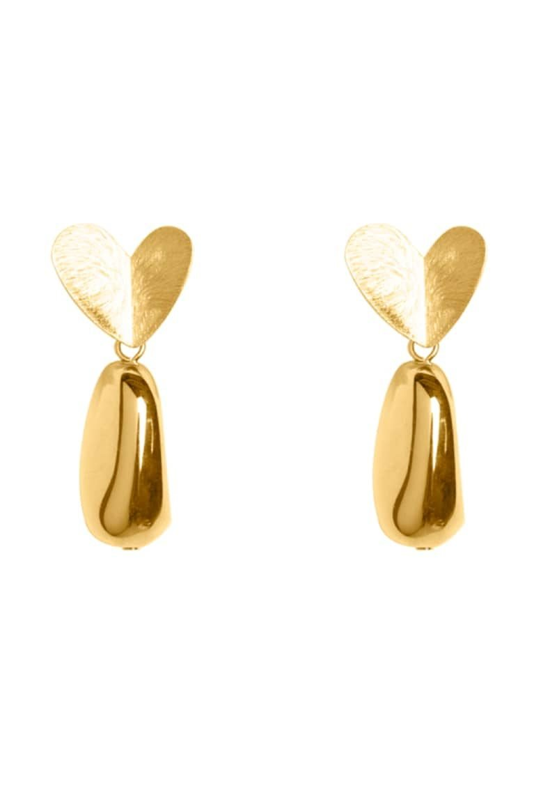 Abyb Carrot Love Earrings V5