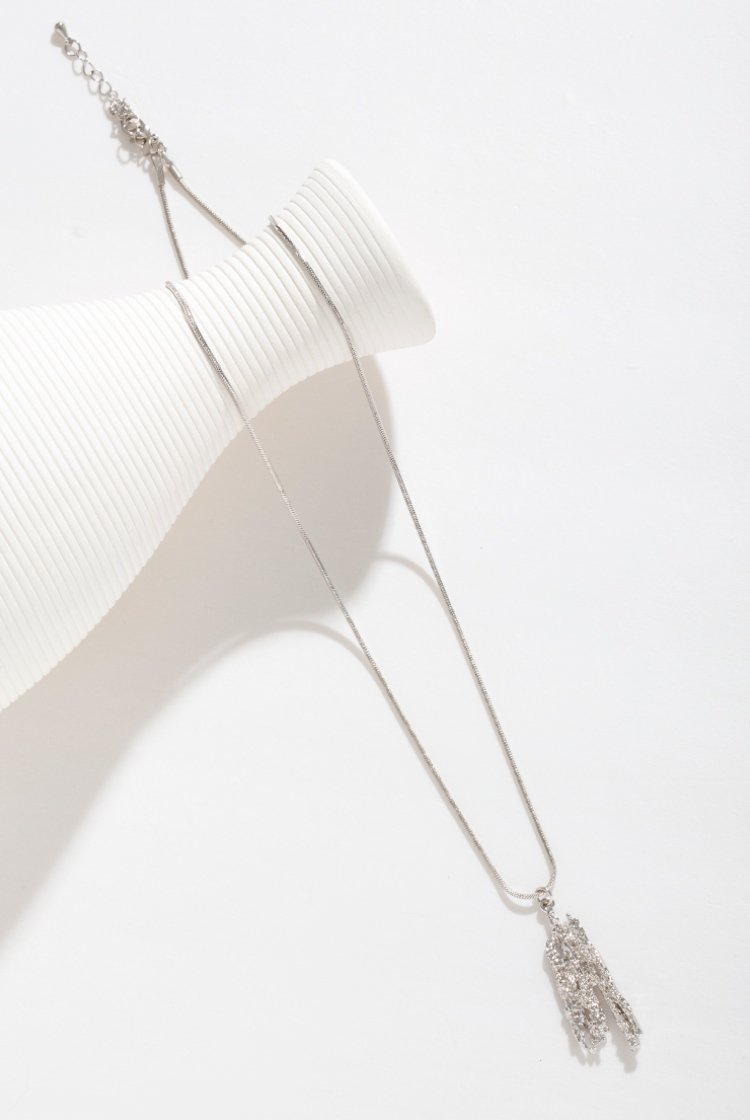Abyb Double Layer Simple Stack Necklace V3