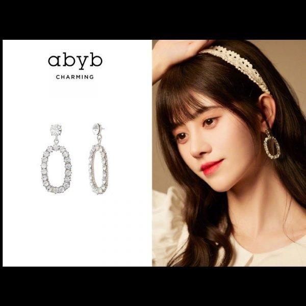 Abyb Oval Earrings V2