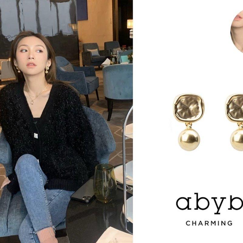 Abyb Painting Link Earring V2