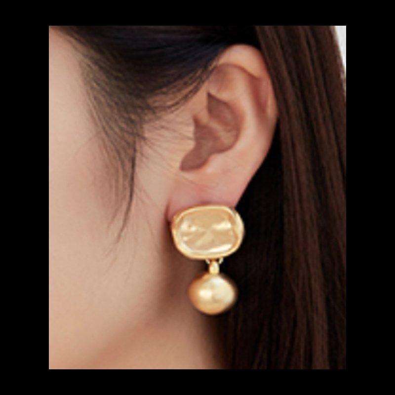 Abyb Painting Link Earring V4