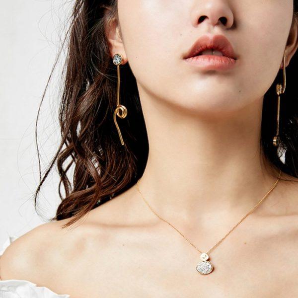 Abyb Simple Charming Earrings V4