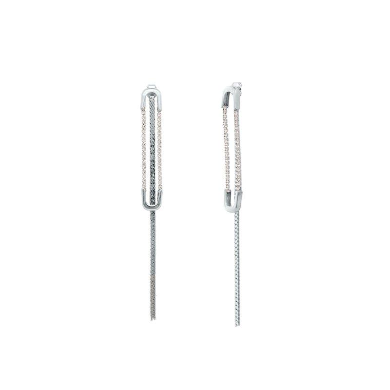 Abyb Temperament Tassel Earrings V1