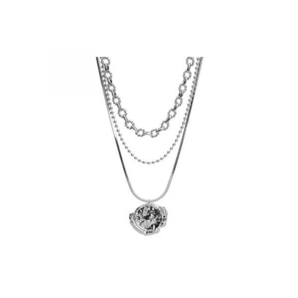 Abyb Three Layer Necklace V4