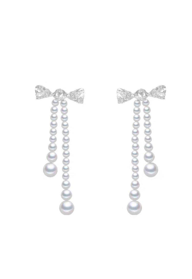 Artificial Pearl Earrings V11