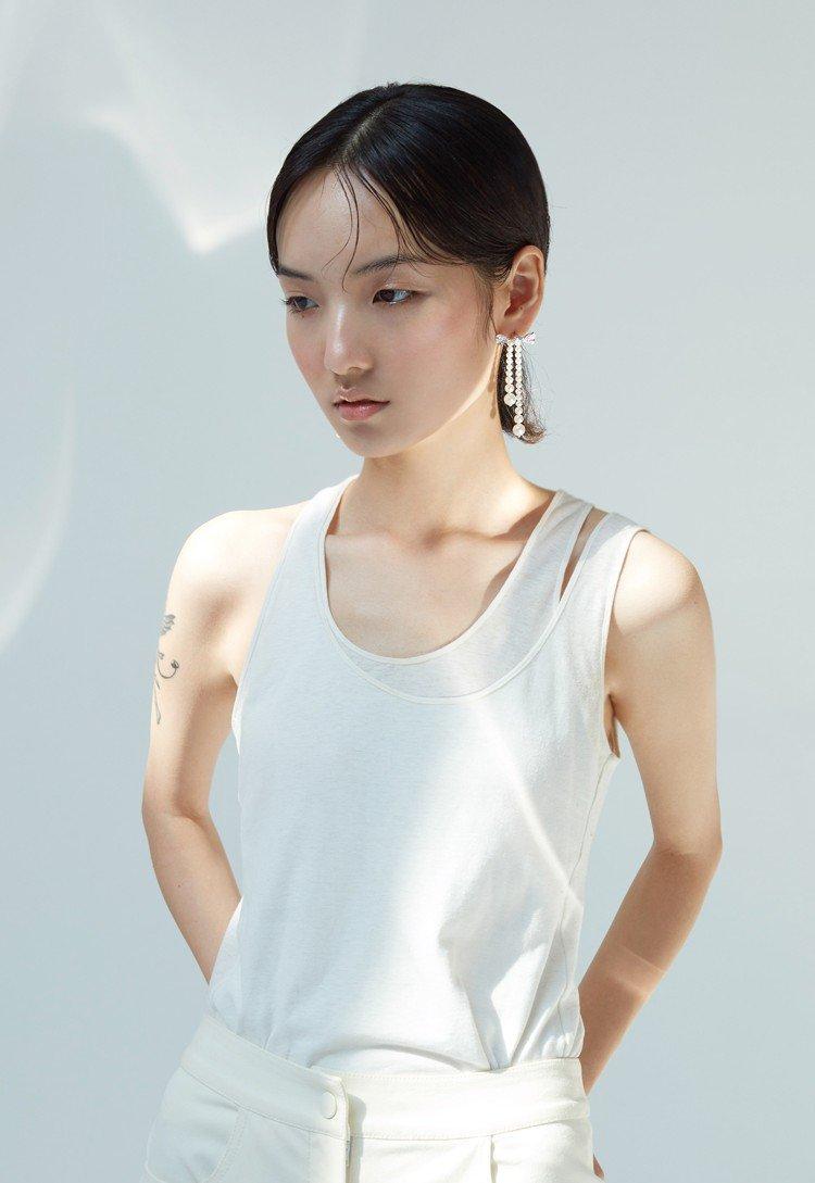 Artificial Pearl Earrings V4