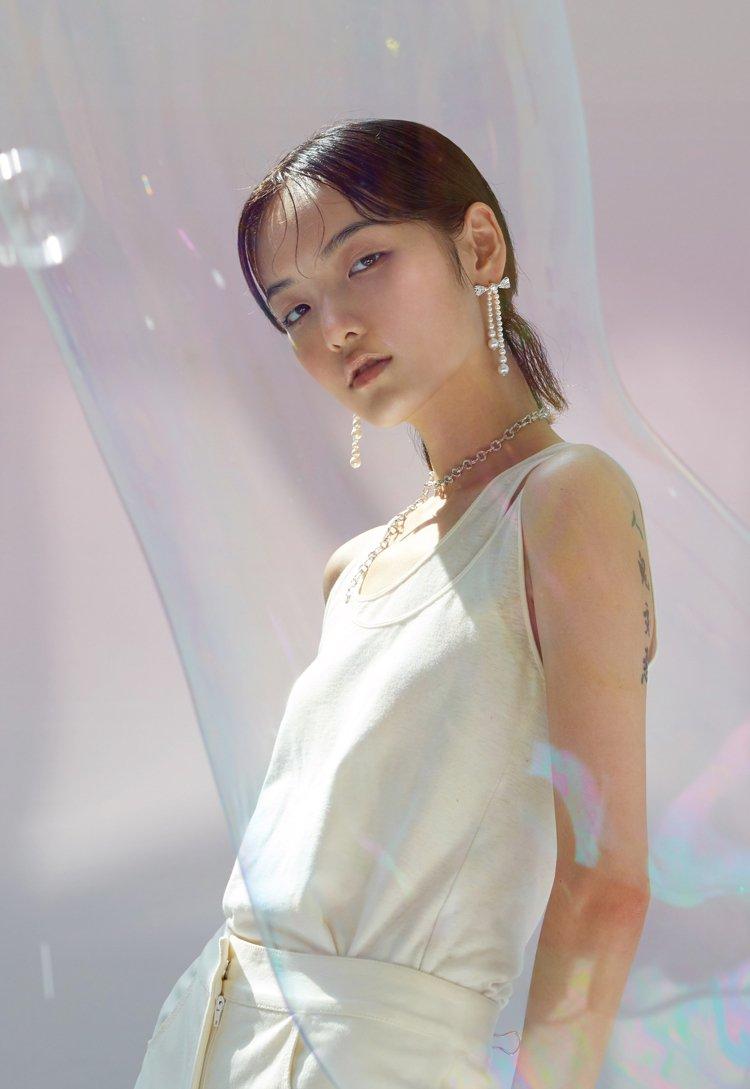 Artificial Pearl Earrings V6