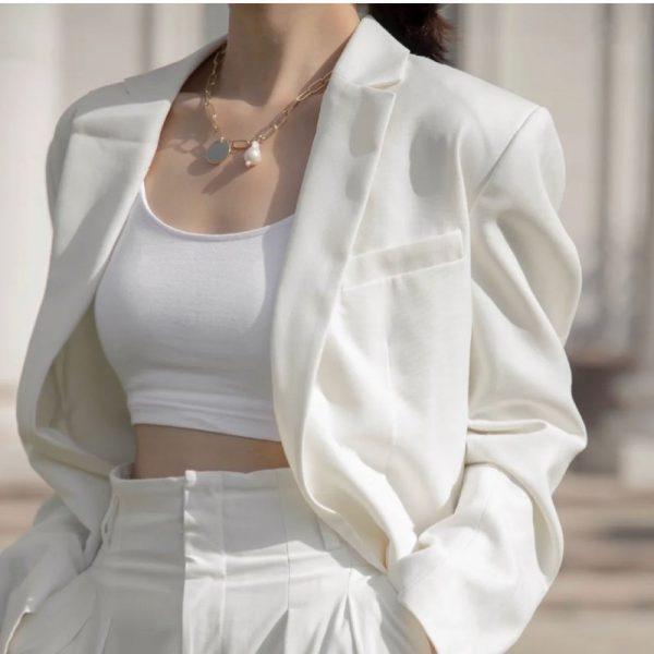 Baroque Pearl Necklace V6