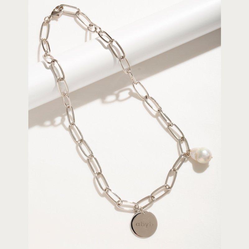 Baroque Pearl Necklace V8