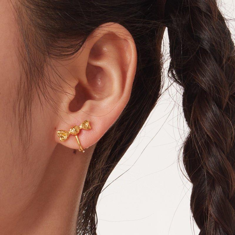 Candy Wrap Earrings V5