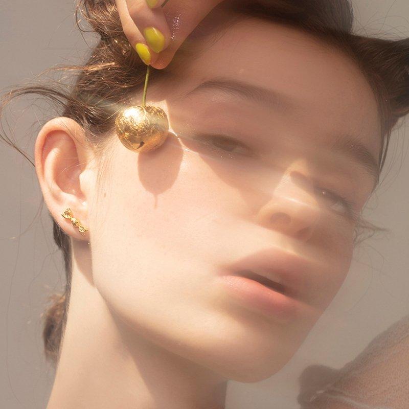 Candy Wrap Earrings V7