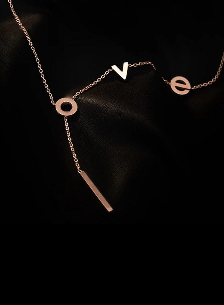 K2o Love Entails Necklace V4