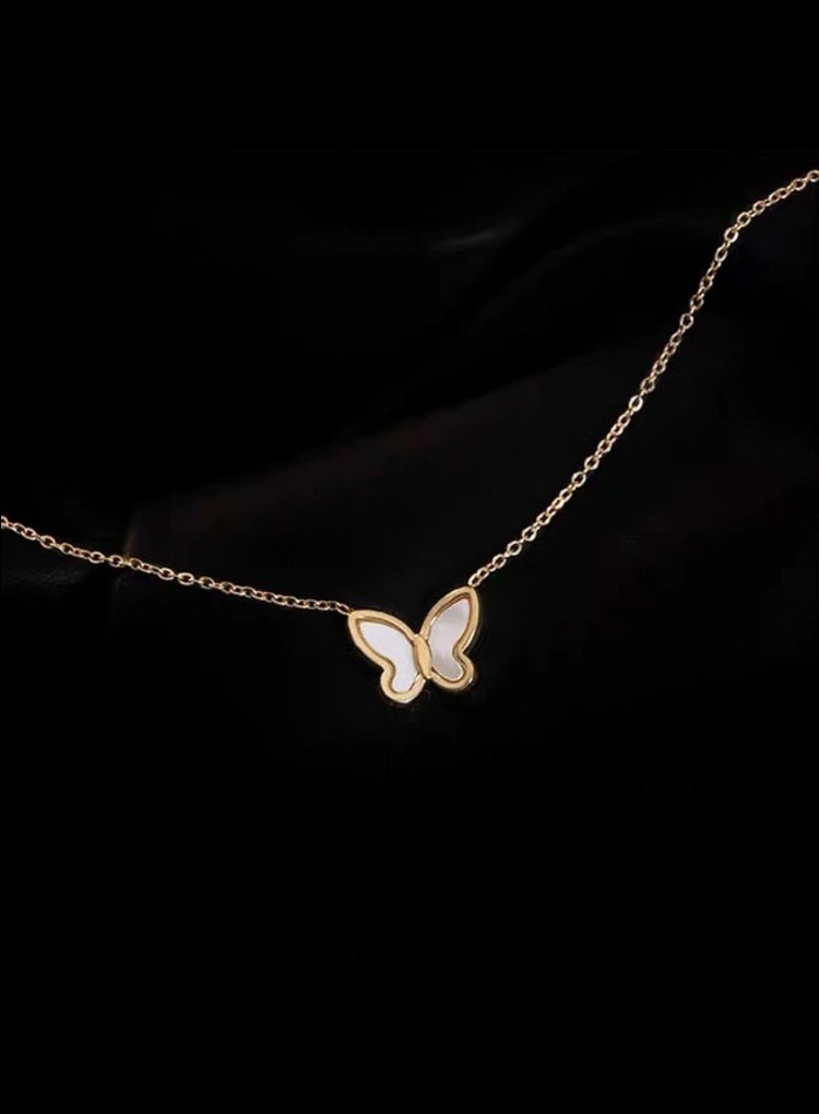 K2o Simple Butterfly Necklace V1