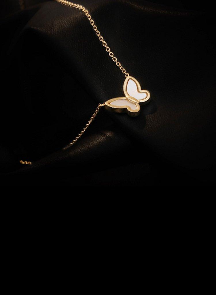 K2o Simple Butterfly Necklace V6