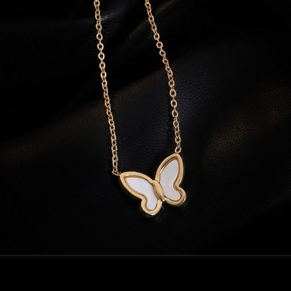 K2o Simple Butterfly Necklace V7