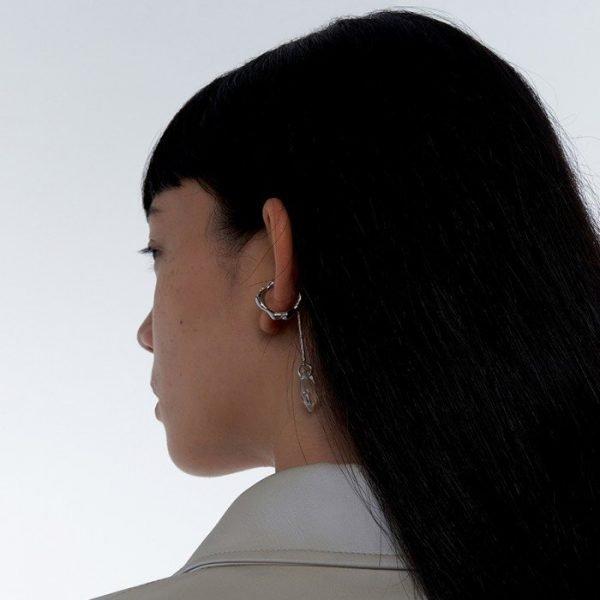 Kvk Cold Wind Earrings 02