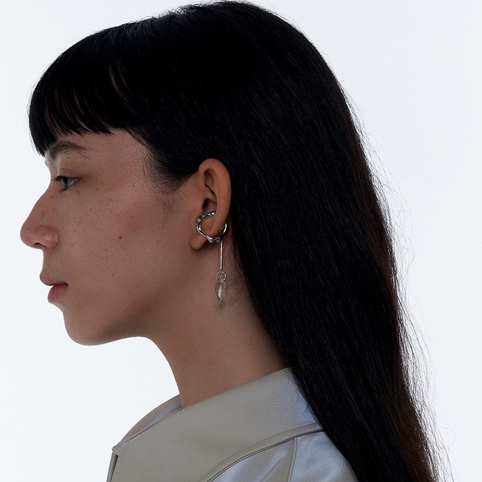 Kvk Cold Wind Earrings 06