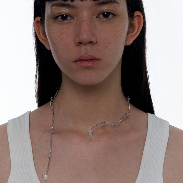 Kvk High Tide Collarbone Necklace V3