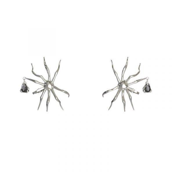 Kvk Spider Earring V8
