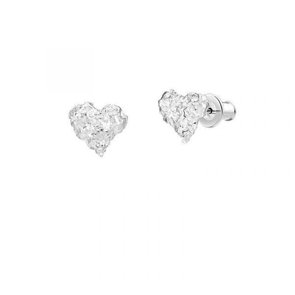 Yvmin Sweet Series Candy Wrapper Love Earrings