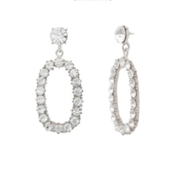 ABYB Oval Earrings