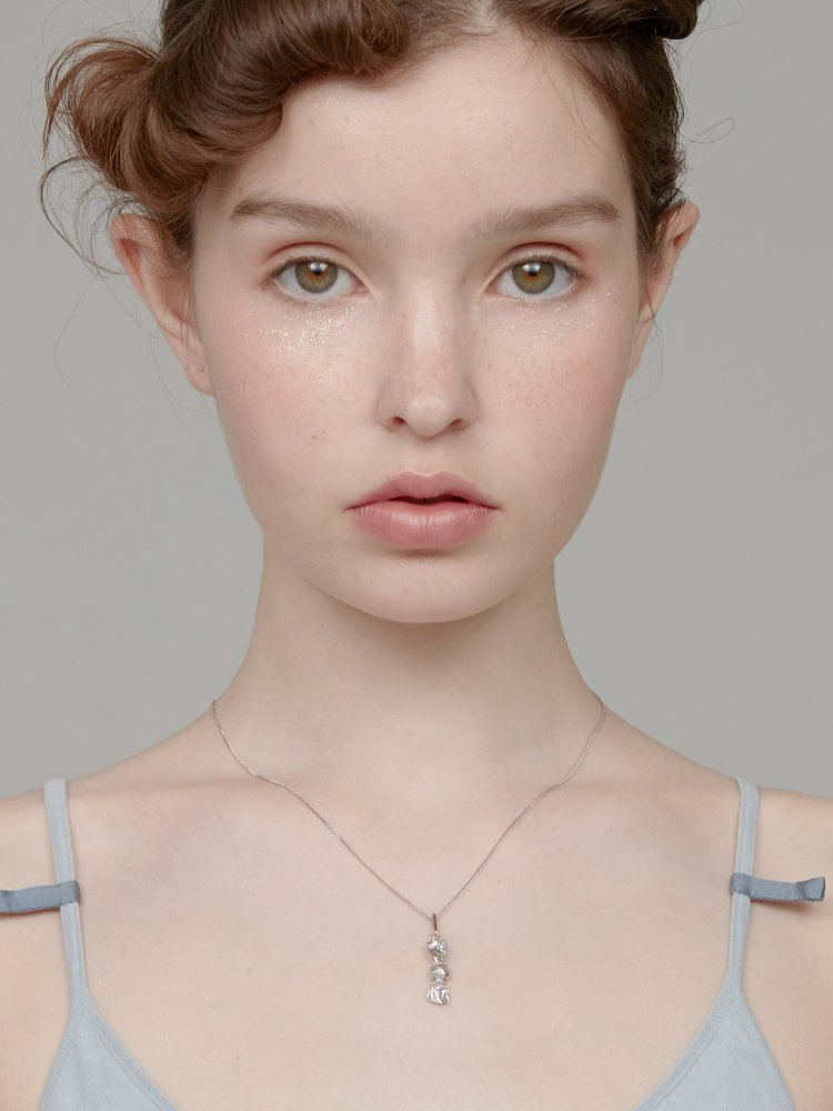 Yvmin Sweet Series Candy Clavicle Adjustable Necklace