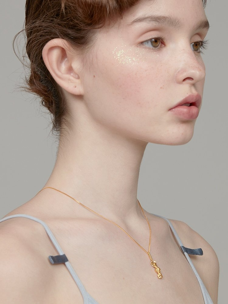 Yvmin Candy Clavicle Adjustable Necklace V6