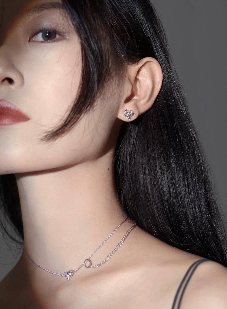 Yvmin Candy Love Earrings V1