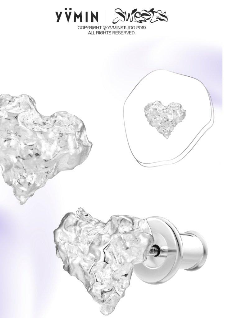 Yvmin Candy Love Earrings V5