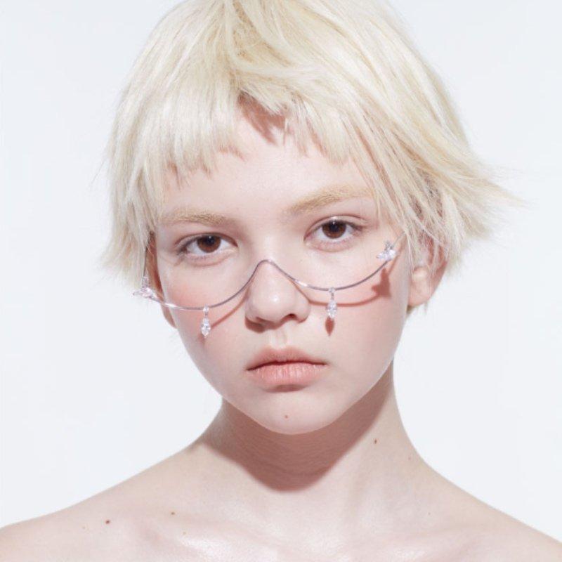 Yvmin Electronic Glasses V4