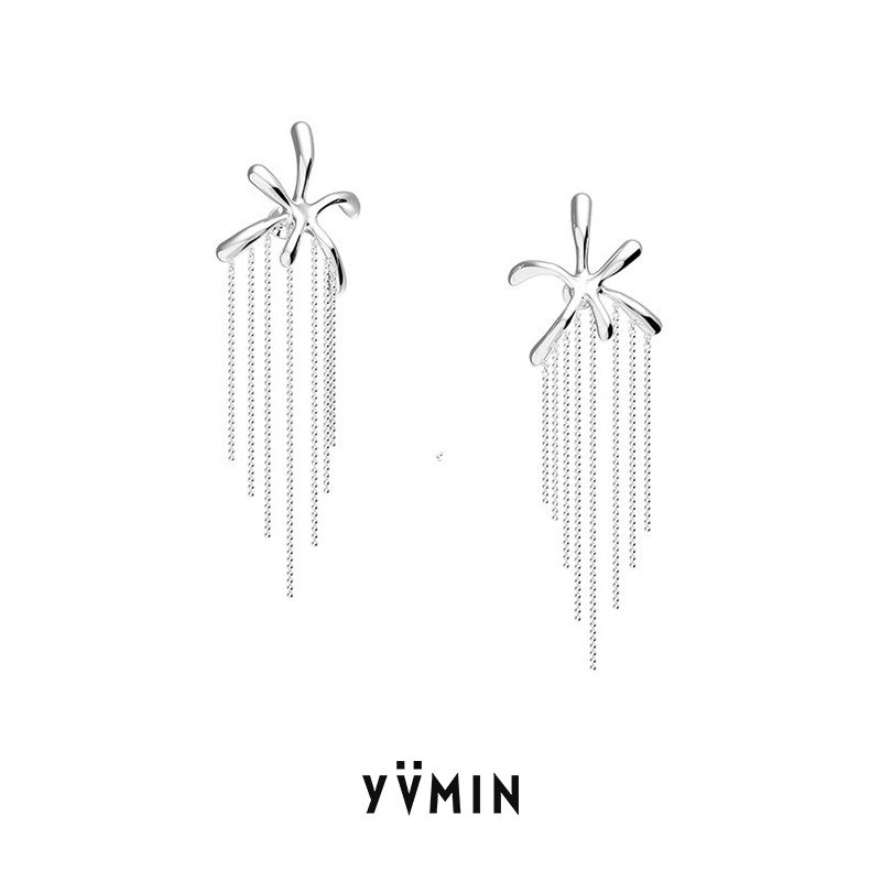Yvmin Fringe Earrings V5