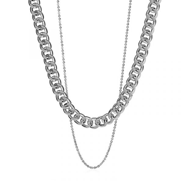 Abyb Roller Chain Necklace V1