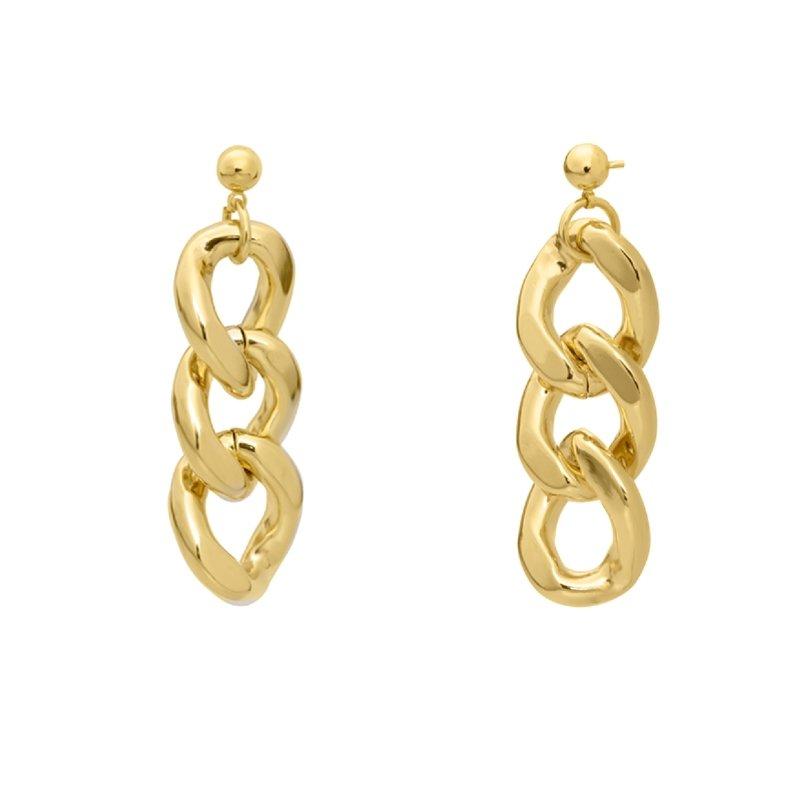 Abyb Simple Multi Ring Earrings V2