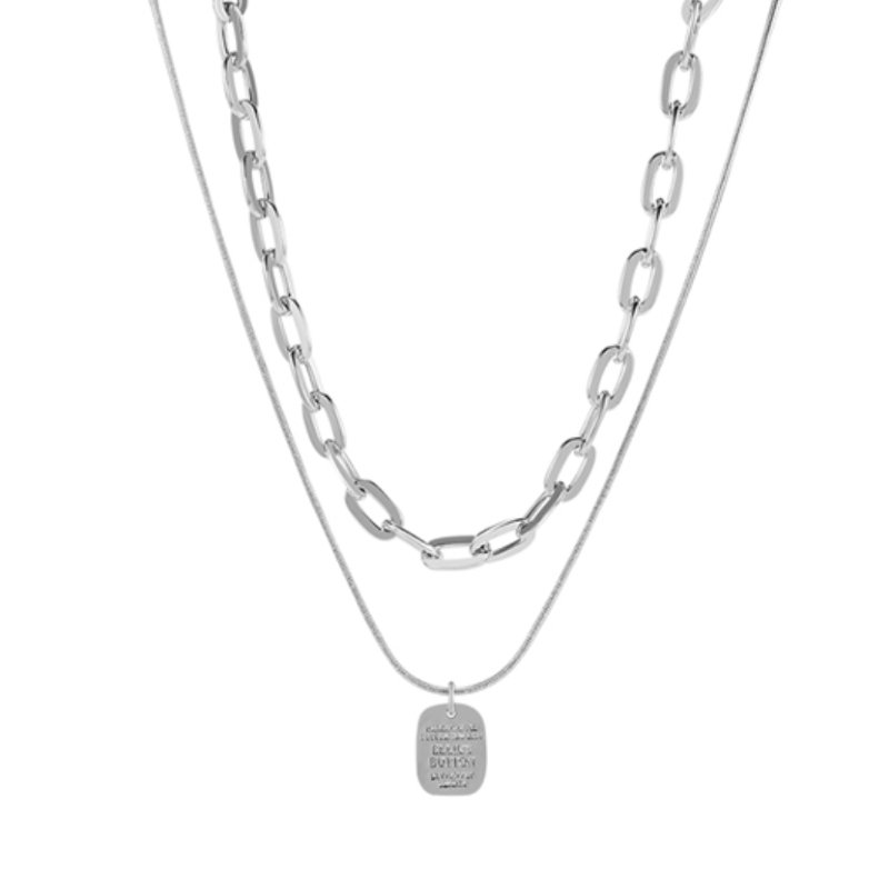 Abyb To You Love Letter Necklace V6