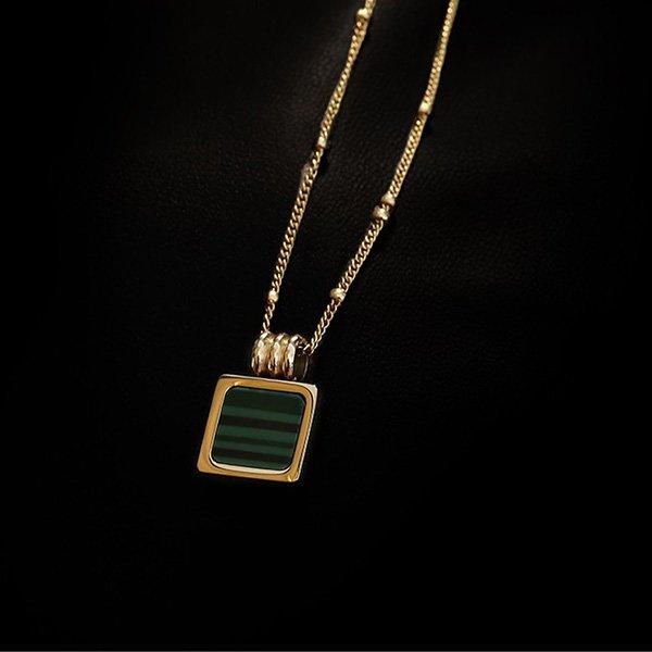 K2o Green Ghost Pendant