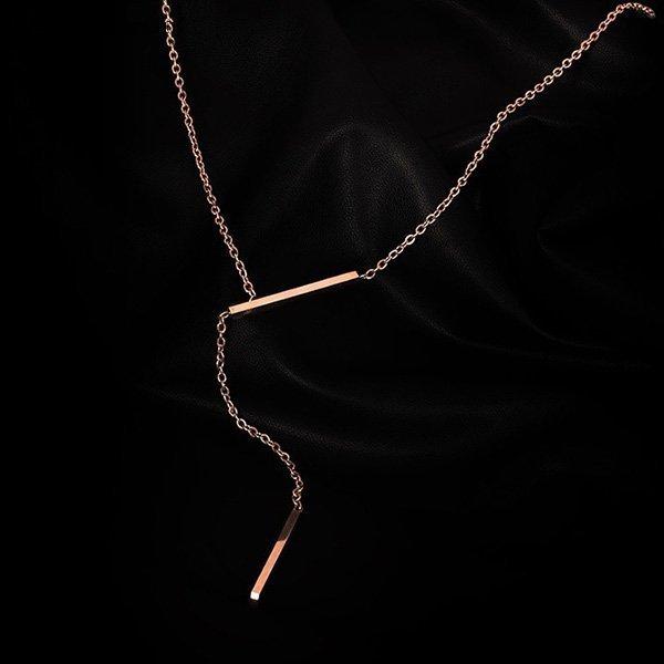 K20 Light Wind Sweater Necklace