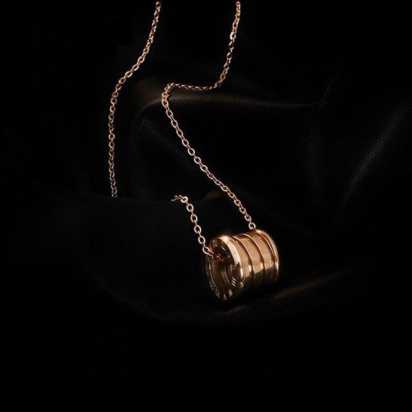 K20 Rose Gold Spring Necklace