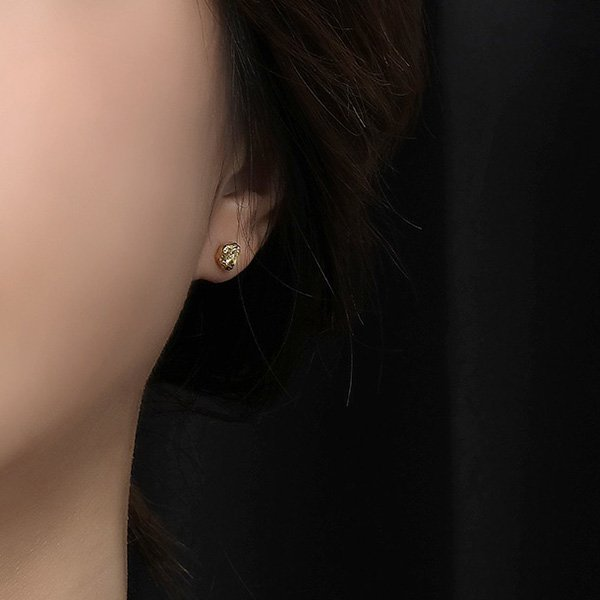 K20 Lucky Stone Earrings