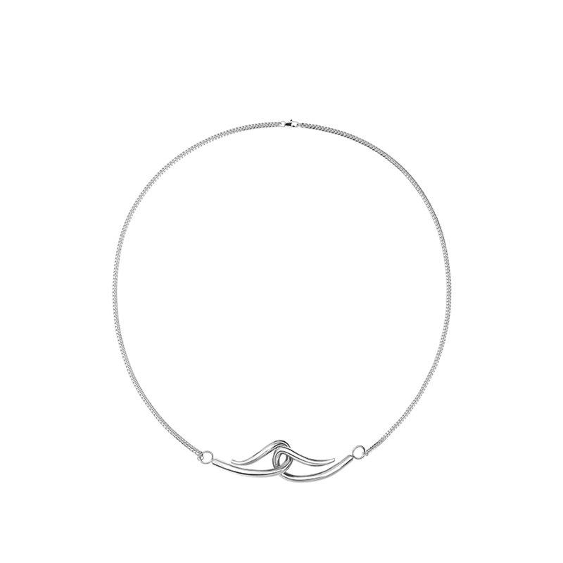 KVK Temperament Clavicle Chain