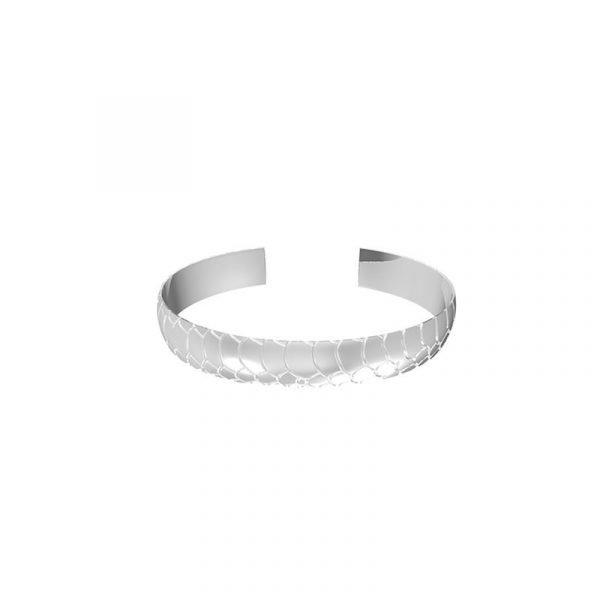 KVK Retro Snake Bracelet