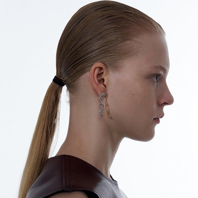 KVK Advanced Ear Needle Earrings