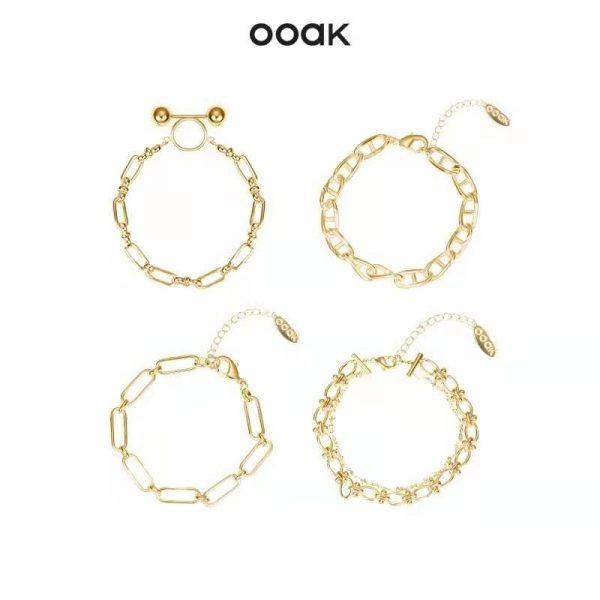 OOAK Lucky charm Bracelets