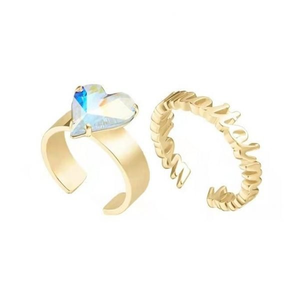 Austrian Crystal Ring
