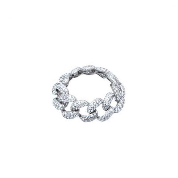 ARSIS Cuban Chain Ring