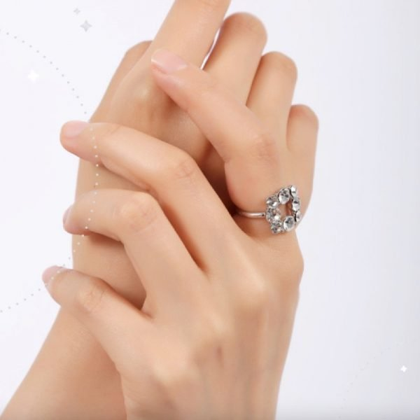 Abyb Better Me Adjustable Ring