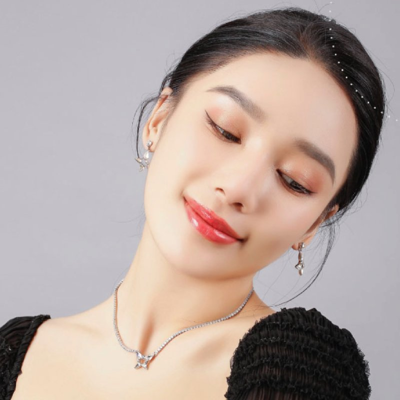 Abyb Heartbreak Clavicle Necklace 3