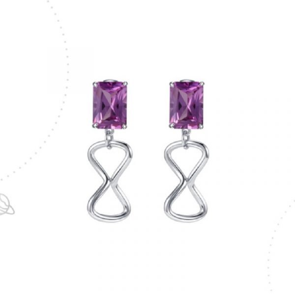Abyb Infinity Journey Earrings 2