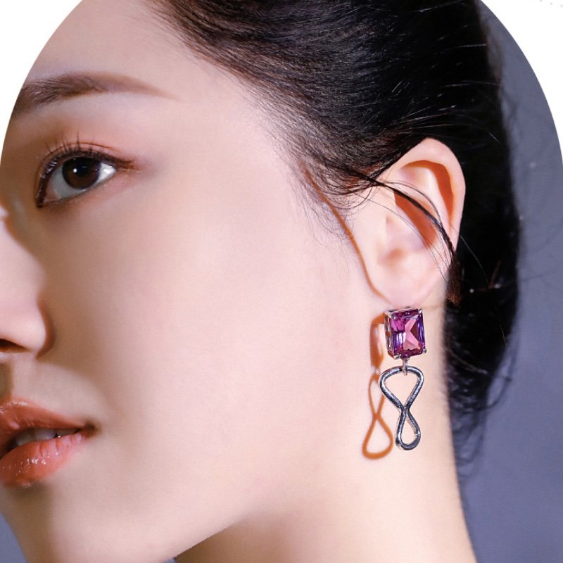 Abyb Infinity Journey Earrings 3