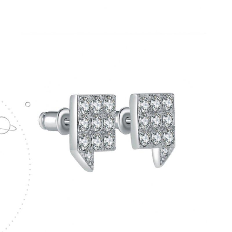 Abyb Love You 3000 Earrings 2